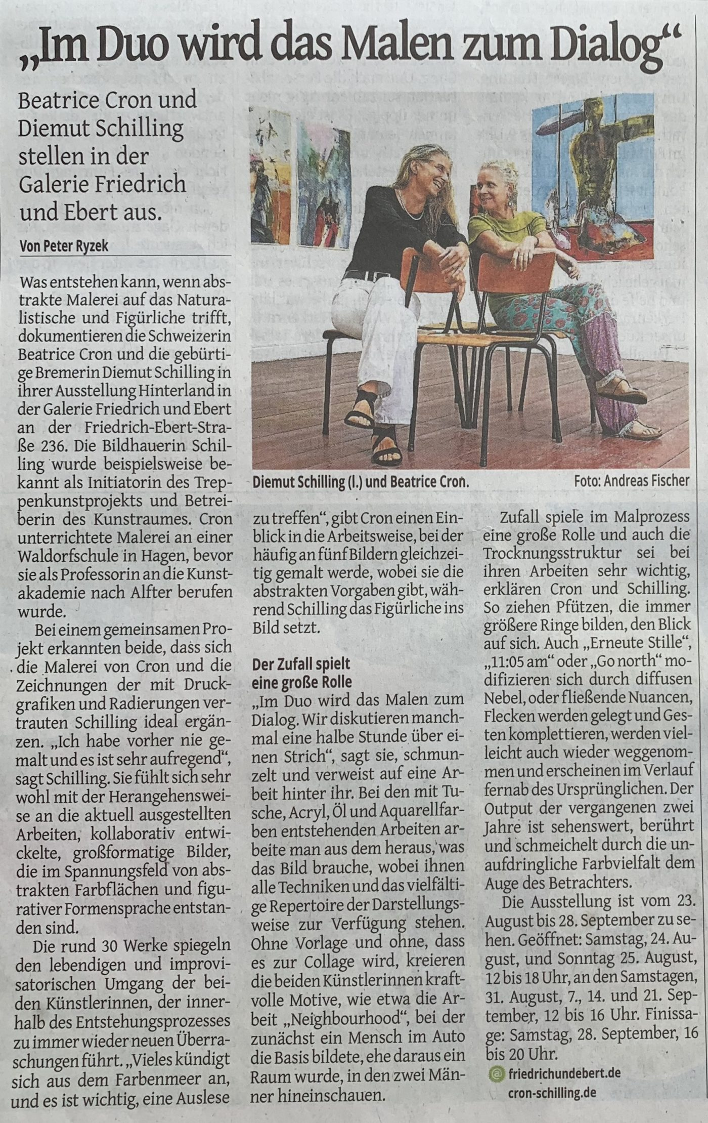 Wuppertaler Rundschau 28.August 2019